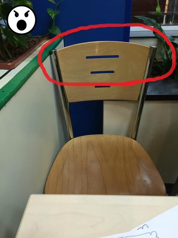 scaun mc
