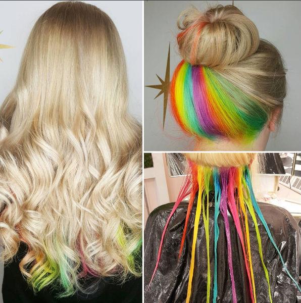 rainbow cosanzene pic