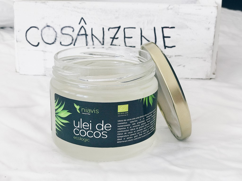 Ulei de cocos ingrijirea parului