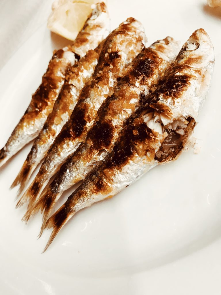espetos sardine Malaga