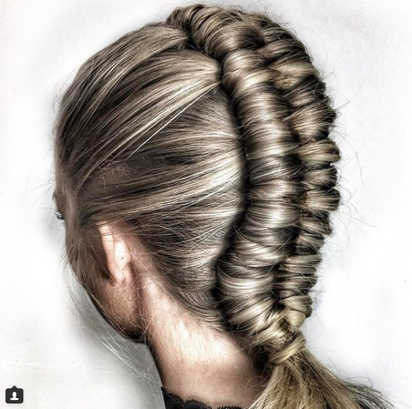 Nicci Welsh braid