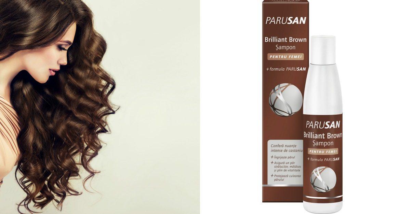 parusan brown hair