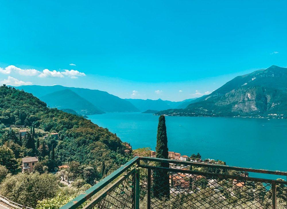Lacul Como Varenna