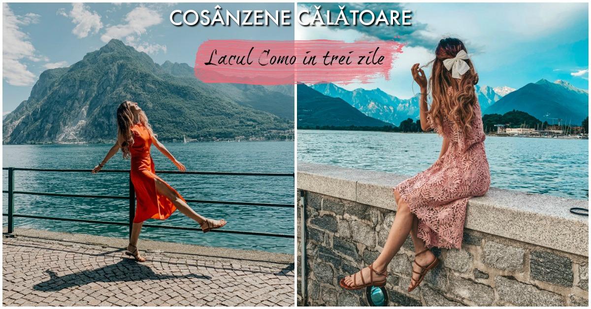 Lacul Como Cosanzene obiective turistice